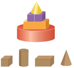 Big Ideas Math Solutions Grade 1 Chapter 13 Two-and Three-Dimensional Shapes 171