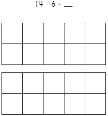 Big Ideas Math Solutions Grade 1 Chapter 5 Subtract Numbers within 20 42