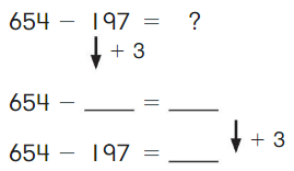 Big Ideas Math Solutions Grade 2 Chapter 10 Subtract Numbers within 1,000 10.4 1