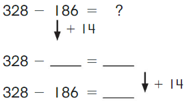 Big Ideas Math Solutions Grade 2 Chapter 10 Subtract Numbers within 1,000 10.4 14