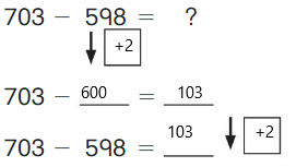 Big-Ideas-Math-Solutions-Grade-2-Chapter-10-Subtract-Numbers-within-1000-10.4-15