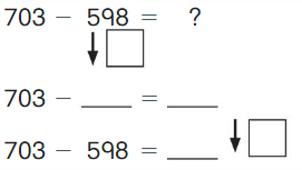 Big Ideas Math Solutions Grade 2 Chapter 10 Subtract Numbers within 1,000 10.4 15