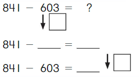 Big Ideas Math Solutions Grade 2 Chapter 10 Subtract Numbers within 1,000 10.4 16