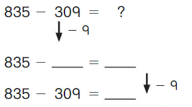 Big Ideas Math Solutions Grade 2 Chapter 10 Subtract Numbers within 1,000 10.4 2