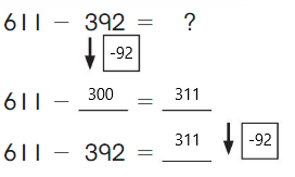 Big-Ideas-Math-Solutions-Grade-2-Chapter-10-Subtract-Numbers-within-1000-10.4-4