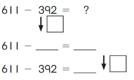 Big Ideas Math Solutions Grade 2 Chapter 10 Subtract Numbers within 1,000 10.4 4