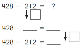 Big Ideas Math Solutions Grade 2 Chapter 10 Subtract Numbers within 1,000 10.4 5