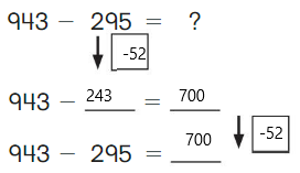 Big-Ideas-Math-Solutions-Grade-2-Chapter-10-Subtract-Numbers-within-1000-10.4-6