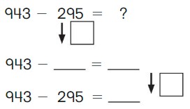 Big Ideas Math Solutions Grade 2 Chapter 10 Subtract Numbers within 1,000 10.4 6
