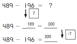 Big-Ideas-Math-Solutions-Grade-2-Chapter-10-Subtract-Numbers-within-1000-10.4-7