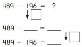 Big Ideas Math Solutions Grade 2 Chapter 10 Subtract Numbers within 1,000 10.4 7