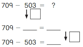 Big Ideas Math Solutions Grade 2 Chapter 10 Subtract Numbers within 1,000 10.4 8