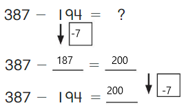 Big-Ideas-Math-Solutions-Grade-2-Chapter-10-Subtract-Numbers-within-1000-10.4-9