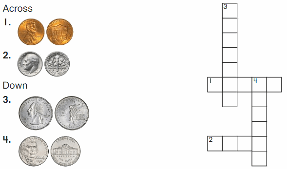 Big Ideas Math Solutions Grade 2 Chapter 14 Money and Time 3