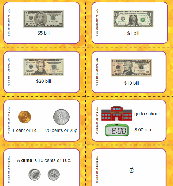 Big Ideas Math Solutions Grade 2 Chapter 14 Money and Time 5