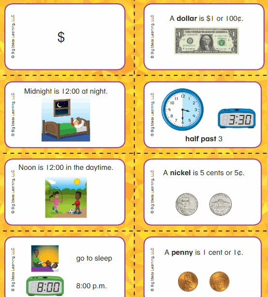 Big Ideas Math Solutions Grade 2 Chapter 14 Money and Time 7