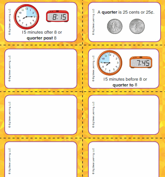 Big Ideas Math Solutions Grade 2 Chapter 14 Money and Time 9
