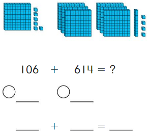Big Ideas Math Solutions Grade 2 Chapter 9 Add Numbers within 1,000 9.4 12
