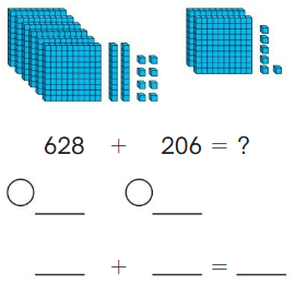 Big Ideas Math Solutions Grade 2 Chapter 9 Add Numbers within 1,000 9.4 3
