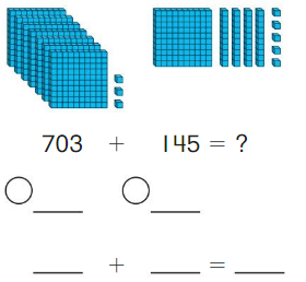 Big Ideas Math Solutions Grade 2 Chapter 9 Add Numbers within 1,000 9.4 4