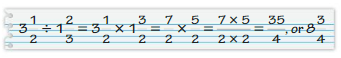 Big Ideas Math Solutions Grade 6 Advanced Chapter 2 Fractions and Decimals 57