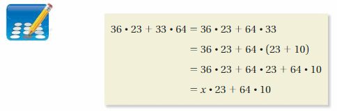 Big Ideas Math Solutions Grade 6 Chapter 5 Algebraic Expressions and Properties 123