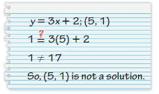 Big Ideas Math Solutions Grade 6 Chapter 6 Equations 6.4 12