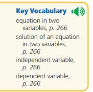 Big Ideas Math Solutions Grade 6 Chapter 6 Equations 6.4 4