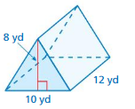 Big Ideas Math Solutions Grade 7 Chapter 10 Surface Area and Volume 10.4 10