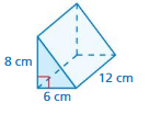 Big Ideas Math Solutions Grade 7 Chapter 10 Surface Area and Volume 10.4 20