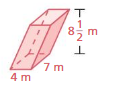 Big Ideas Math Solutions Grade 7 Chapter 10 Surface Area and Volume 10.4 21