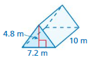 Big Ideas Math Solutions Grade 7 Chapter 10 Surface Area and Volume 10.4 25