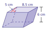 Big Ideas Math Solutions Grade 7 Chapter 10 Surface Area and Volume 10.4 5
