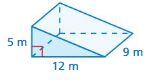 Big Ideas Math Solutions Grade 7 Chapter 10 Surface Area and Volume 10.4 6