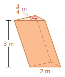 Big Ideas Math Solutions Grade 7 Chapter 10 Surface Area and Volume 10.4 7