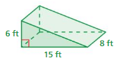Big Ideas Math Solutions Grade 7 Chapter 10 Surface Area and Volume 10.4 9