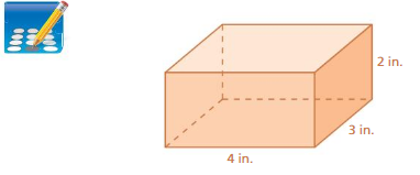 Big Ideas Math Solutions Grade 7 Chapter 10 Surface Area and Volume cp 7
