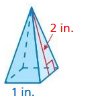 Big Ideas Math Solutions Grade 7 Chapter 10 Surface Area and Volume pt 2