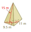Big Ideas Math Solutions Grade 7 Chapter 10 Surface Area and Volume pt 3