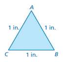 Big Ideas Math Solutions Grade 7 Chapter 9 Geometric Shapes and Angles 9.4 11
