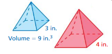 Big Ideas Math Solutions Grade 8 Chapter 10 Volume and Similar Solids 10.4 7