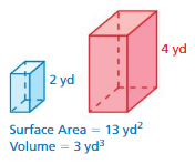 Big Ideas Math Solutions Grade 8 Chapter 10 Volume and Similar Solids 10.4 9