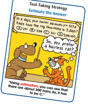 Big Ideas Math Solutions Grade 8 Chapter 4 Exponents and Scientific Notation cp 1