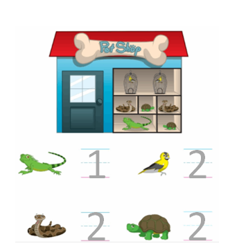 Big-Ideas-Math-Solutions-Grade-K-Chapter-1-Count and Write Numbers Numbers 0 to 5-1.2-9