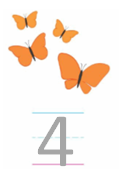 Big-Ideas-Math-Solutions-Grade-K-Chapter-1-Count and Write Numbers Numbers 0 to 5-1.4-3