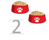 Big-Ideas-Math-Solutions-Grade-K-Chapter-1-Count and Write Numbers Numbers 0 to 5-1.8-23