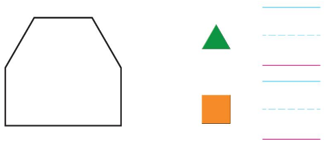 Big Ideas Math Solutions Grade K Chapter 11 Identify Two-Dimensional Shapes 11.6 3