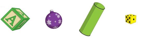 Big Ideas Math Solutions Grade K Chapter 12 Identify Three-Dimensional Shapes 12.3 8