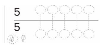 Big-Ideas-Math-Solutions-Grade-K-Chapter-2-Compare Numbers 0 to 5-2.5-24