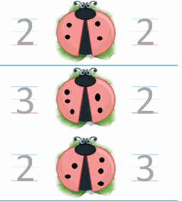 Big-Ideas-Math-Solutions-Grade-K-Chapter-5-Compare and Decompose Numbers to 10-5.1-5